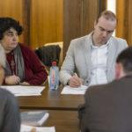 Struchna rasprava za Nacrt-zakonot za visokoto obrazovanie.